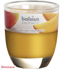 Kvepianti žvakė stikliniame indelyje Exotic Mango, 8 x 7 cm