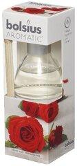 Bolsius kvapnios lazdelės Velvet Rose, 45 ml