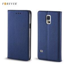 Apsauginis dėklas Forever Smart Magnetic Fix Book skirtas Huawei P8 Lite, Tamsiai mėlynas kaina ir informacija | Apsauginis dėklas Forever Smart Magnetic Fix Book skirtas Huawei P8 Lite, Tamsiai mėlynas | pigu.lt