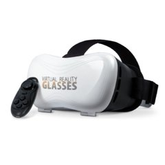 Virtualios realybės Forever VRB-100 3D akiniai su pulteliu kaina ir informacija | Išmanioji technika ir priedai | pigu.lt