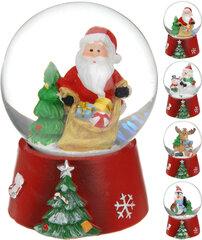 Kalėdinė dekoracija Sniego Burbulas kaina ir informacija | Kalėdinės dekoracijos, eglutės žaisliukai | pigu.lt