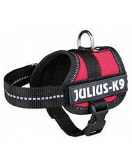 Trixie petnešos Julius - K9, L - XL, raudonos kaina ir informacija   Pavadėliai, antkakliai, petnešos šunims   pigu.lt