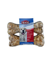 Trixie jautienos trachėjos kaulas, 10 cm, 35 g, 2 vnt kaina ir informacija | Skanėstai šunims | pigu.lt