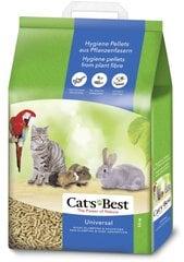 Cat's Best universalus kraikas Universal, 20 l kaina ir informacija | Cat's Best universalus kraikas Universal, 20 l | pigu.lt