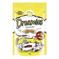 Dreamies skanėstas katėms su sūriu 60 g x 6
