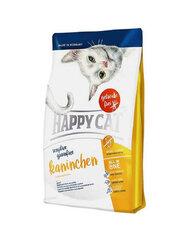 Happy Cat Sensitive pašaras su triušiena, 1,4 kg kaina ir informacija | Happy Cat Sensitive pašaras su triušiena, 1,4 kg | pigu.lt