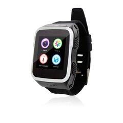 Telefonas Laikrodis ZGPAX S83, Android 5.1, su SIM kortelės lizdu, Sidabrinis kaina ir informacija | Išmanieji laikrodžiai ir apyrankės (smartwatch, smartband) | pigu.lt