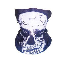 Šalikas Skeleton Head kaina ir informacija | Šalikai, kepurės, pirštinės | pigu.lt