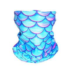 Šalikas Fish Skin kaina ir informacija | Šalikai, kepurės, pirštinės | pigu.lt
