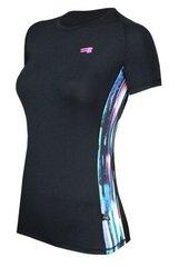 Marškinėliai moterims Radical Reaction 2 Short Sleeve kaina ir informacija | Sportinė apranga moterims | pigu.lt