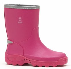 Guminiai batai mergaitėms Rouchette CLEAN KIDS Rose kaina ir informacija | Sodo apranga | pigu.lt