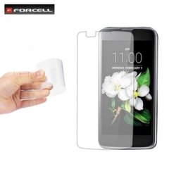Forcell Flexible 0.2mm 9H Hybrid Anti scratch Premium Tempered Glass LG K4 K120E