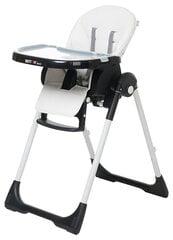 Maitinimo kedutė BRITTON Nord, snow white kaina ir informacija | Maitinimo kėdutės | pigu.lt