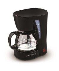 Esperanza EKC006 kavos aparatas 0,6 L - ROBUSTA kaina ir informacija | Kavos aparatai | pigu.lt