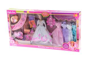 Lėlė princesė Defa Lucy su aksesuarais