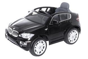 Электрический детский автомобиль BMW X6, чёрный