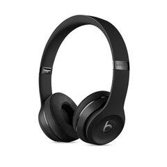 Belaidės ausinės Beats by Dr.Dre Solo3 On-Ear, Juoda
