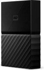 "WD My Passport 2.5"" 3 TB, USB 3.0, Juoda"