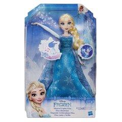 Šviečianti muzikinė lėlė Elza Ledo Šalis (Frozen)
