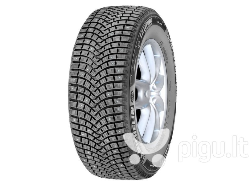 Michelin LATITUDE X-ICE NORTH LXIN2+ 255/55R19 111 T XL