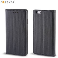 Apsauginis dėklas Forever Smart Magnetic Fix skirtas Xiaomi Redmi 3 Pro, Juoda kaina ir informacija | Telefono dėklai | pigu.lt