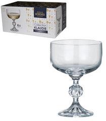 Bohemia taurės Titanium martiniui, 6 vnt