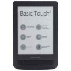 PocketBook Basic Touch 2 Black (Чёрный)