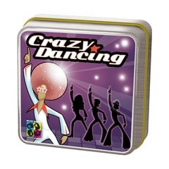 Stalo žaidimas Crazy Dancing LT, LV, EE kaina ir informacija | Stalo žaidimai, galvosūkiai | pigu.lt