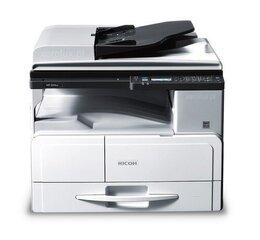 Vienspalvis lazerinis A3 spausdintuvas Ricoh MP2014AD su ARDF kaina ir informacija | Spausdintuvai | pigu.lt