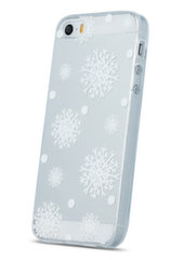 Back cover Snowflake 3 for Huawei P9 Lite (Christmas Edition)