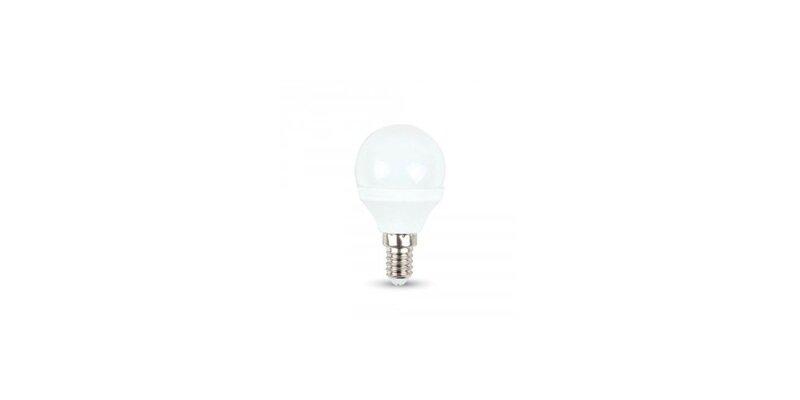 3W LED lemputė Е14 SMD LED (2700K) šiltai balta