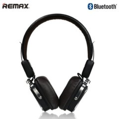 Remax RB-200HB Luxury Hi-End Audio Bluetooth Stereo 40mm Headphones 3.5mm Aux / Phone call Black