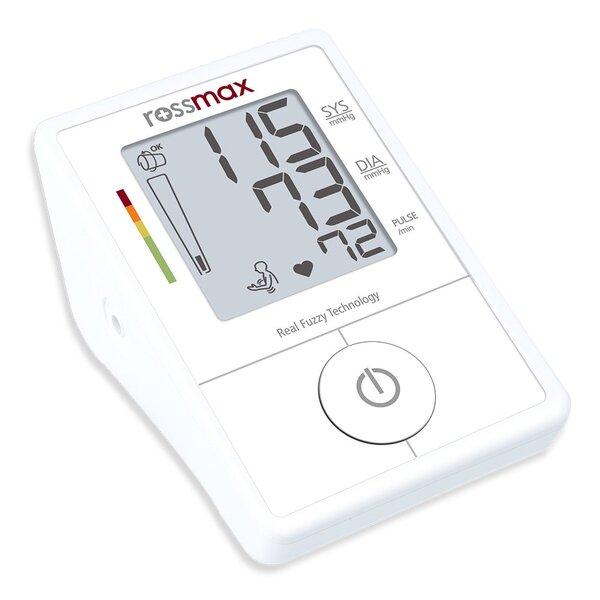Žastinis kraujospūdžio matuoklis Rossmax X1 kaina
