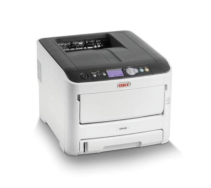 Printer C612n internetu