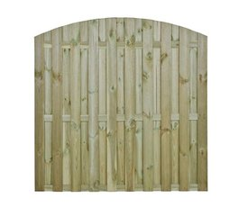 Medinė tvora, 180 x 180 cm