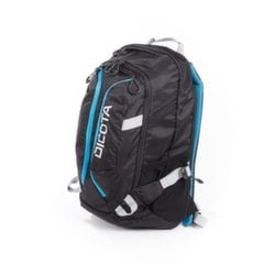 DICOTA - Backpack Active XL 15-17.3'' black/blue