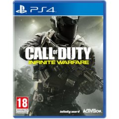 Žaidimas CALL OF DUTY: Infinite Warfare (PS4)