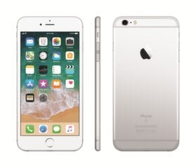 Apple iPhone 6s Plus 128GB, Sidabrinė