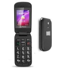 MyPhone METRO+, ENG Juoda