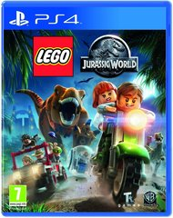 LEGO Jurassic World, PS4