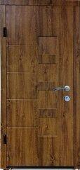 Lauko durys ARMAT2-128 96K, auksinis ąžuolas