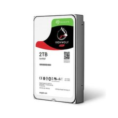 "Seagate NAS HDD IronWolf 2TB 5900 RPM, 3.5 "", HDD, 64 MB"