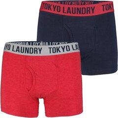 Vyriškos trumpikės Tokyo Laundry 1P8801 (2 vnt.) kaina ir informacija | Trumpikės | pigu.lt
