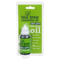 Grynas arbatmedžio aliejus Xpel Tea Tree 100% Pure Tea Tree 30 ml