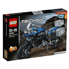 42063 LEGO® Technic BMW R 1200 GS Adventure Приключение
