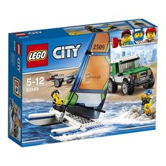 60149 LEGO® City Visureigis su katamaranu