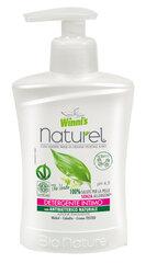 Intymios higienos prausiklis su žaliaja arbata Winni's Naturel 250 ml