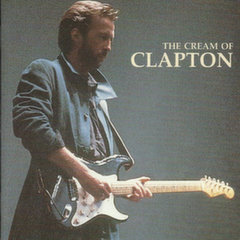 "CD ERIC CLAPTON ""The Cream Of Eric Clapton"""