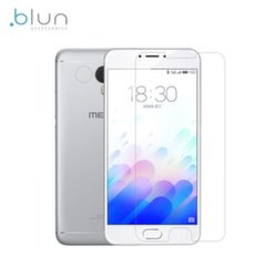 Blun Extreeme Shock Screen Protector 0.33mm / 2.5D Glass Meizu M3 Note