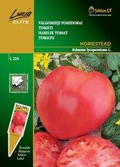 Pomidorai valgomieji HOMESTEAD